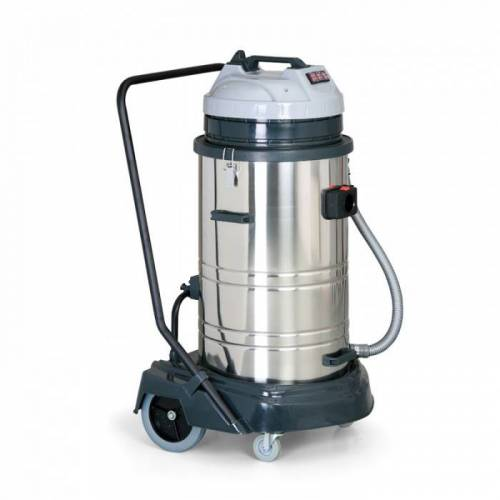 B2B Partner Odkurzacz przemysłowy bolezzo 80 litrów praca na sucho/na mokro
