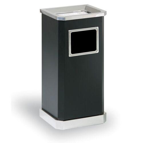 B2B Partner Kosz na śmieci z popielniczką