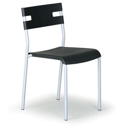 B2B Partner Krzesło kuchenne lindy, czarny
