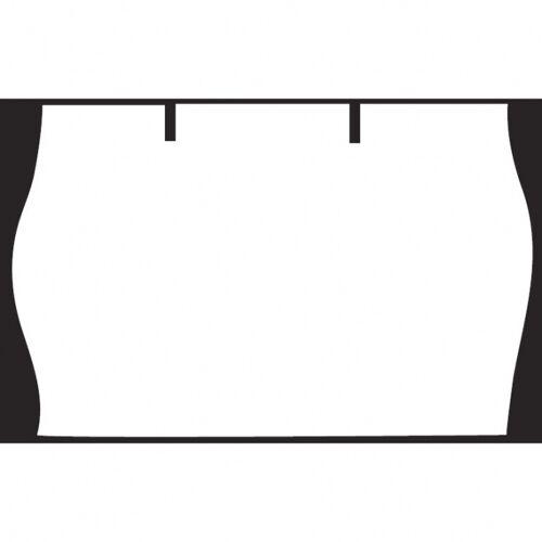 B2B Partner Etykiety, 25 x 16 mm, białe