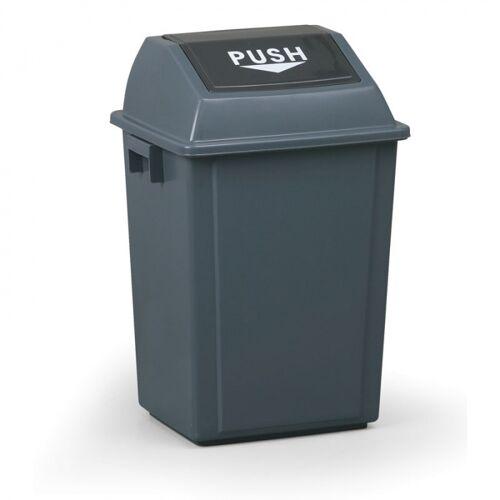 B2B Partner Plastikowy kosz na odpady