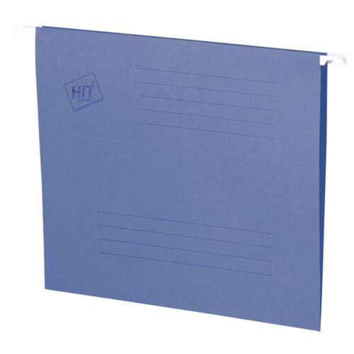 HIT Office Teczki zawieszane a4, niebieske, 50 szt.