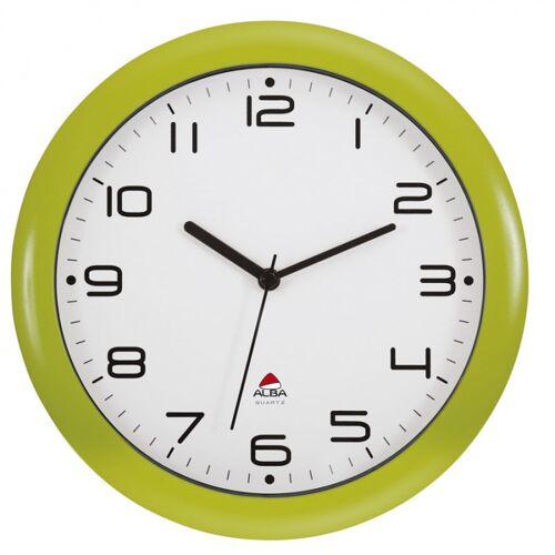 B2B Partner Zegar ścienny jasnozielony