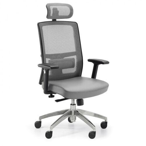 B2B Partner Krzesło biurowe ned mf, szary