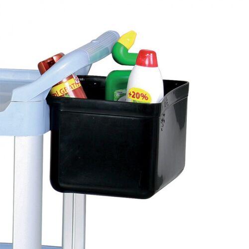 B2B Partner Zawieszany kosz do wózka do sprzątania, mały