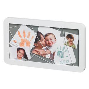 ART Baby Art Memory Board (White and Grey)