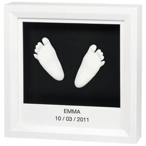 ART Baby Art Window Sculpture Frame White