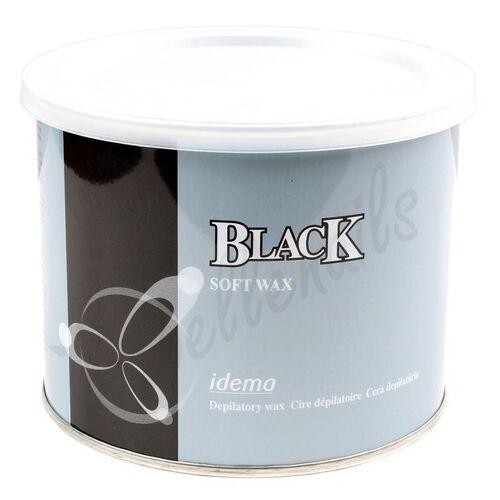 Wosk do depilacji Black czarny puszka 400ml