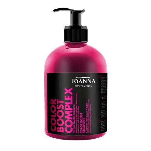 Joanna szampon różowy do włosów 500g