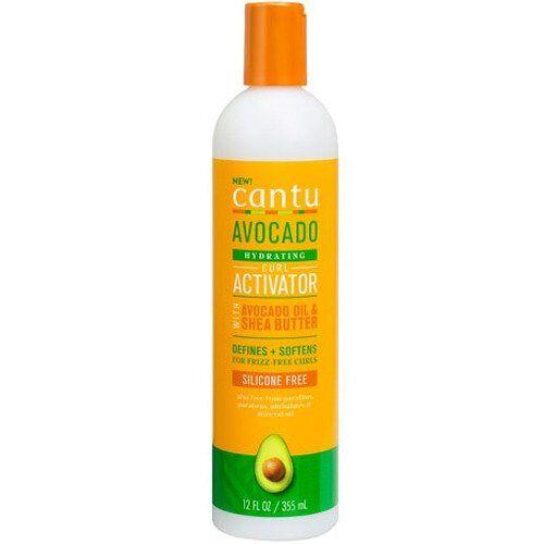 Cantu Curl Activator Avocado - Aktywator skrętu 355 ml