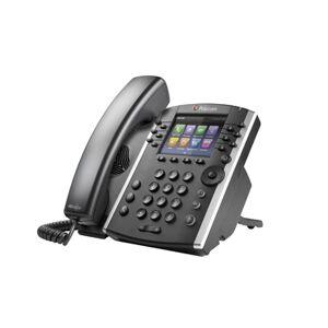 Polycom VVX 410 12-line telefon IP/VoIP, HD Voice 2200-46162-025