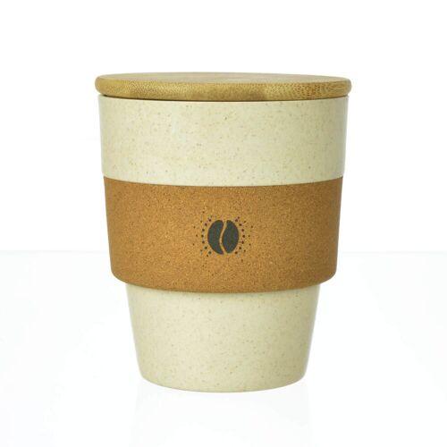 doekspresu.pl Kubek EKO Bambusowy do kawy 350 ml