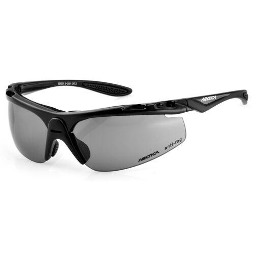 ARCTICA Okulary sportowe S-30B AntiFog + dwa komplety szkieł