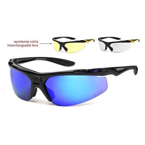 ARCTICA Okulary sportowe S-30E + szkła wymienne