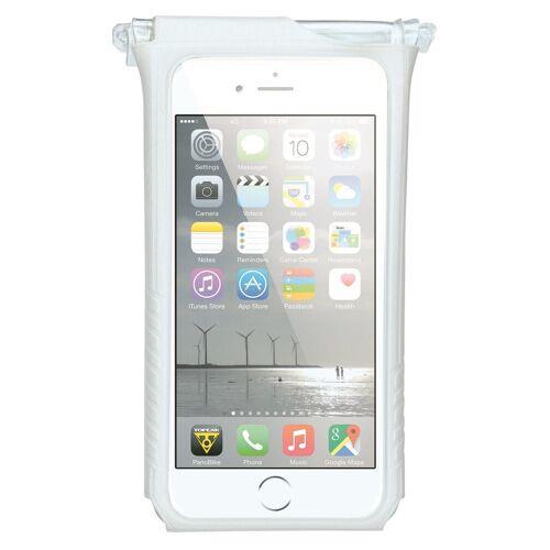 TOPEAK Pokrowiec rowerowy na smartphone DRYBAG iPHONE 6/6S-Biały