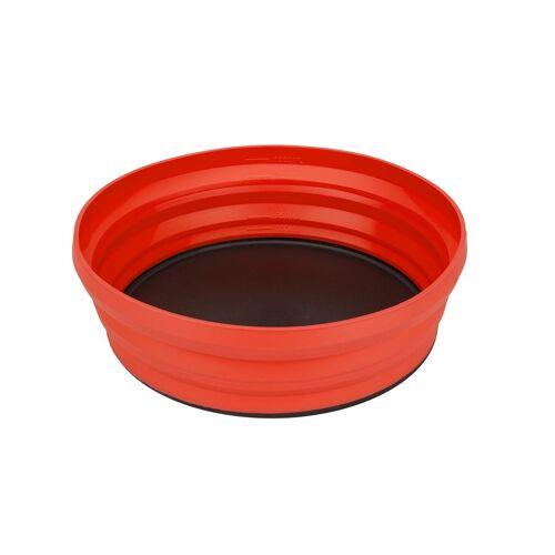 SEA TO SUMMIT Miska składana XL-BOWL-Czerwony