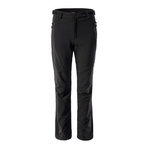HI-TEC Spodnie softshellowe damskie LADY EVY-L-Czarny