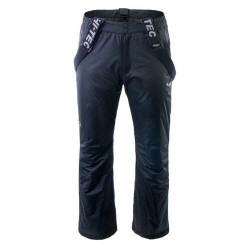 HI-TEC Spodnie narciarskie męskie TARN-Czarny-L