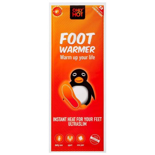 ONLY HOT Ogrzewacze do stóp FOOT WARMER