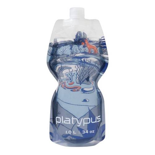 PLATYPUS Butelka z nakrętką SOFTBOTTLE 1 L arroyo