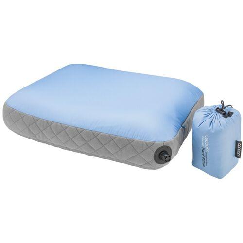 COCOON Poduszka nadmuchiwana AIR CORE PILLOW BIG ULTRALIGHT-Błękitny