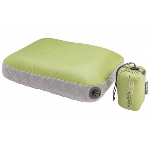 COCOON Poduszka nadmuchiwana AIR CORE PILLOW ULTRALIGHT-Zielony