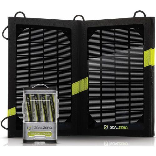 GOAL ZERO Zestaw słoneczny do ładowania GUIDE 10 PLUS