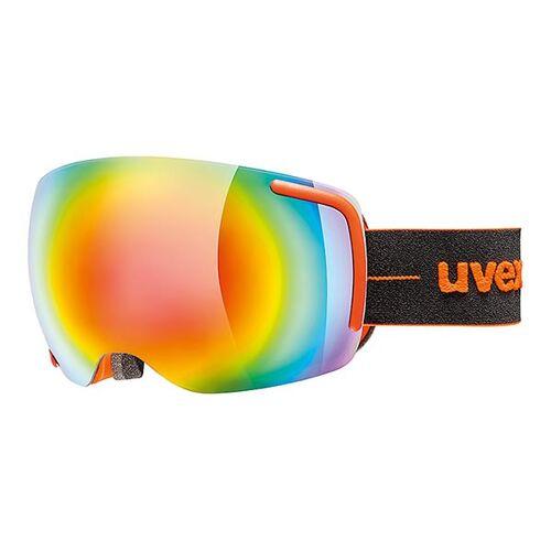 UVEX Gogle narciarskie BIG 40 FM-Biały