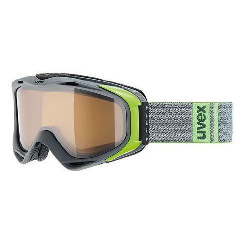 UVEX Gogle narciarskie G.GL 300 P-Biały