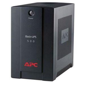 Philips Zasilacz awaryjny UPS APC BX500CI BACK-UPS 500 VA, AVR, gniazda zasilające IEC
