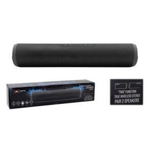 X-ZERO Głośnik bezprzewodowy Bluetooth X-ZERO X-S2846BK 2x 3W, czarny
