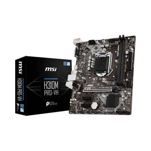 MSI Płyta główna MSI H310M PRO-VH
