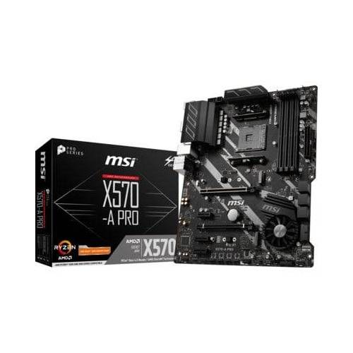 MSI Płyta główna MSI X570-A Pro
