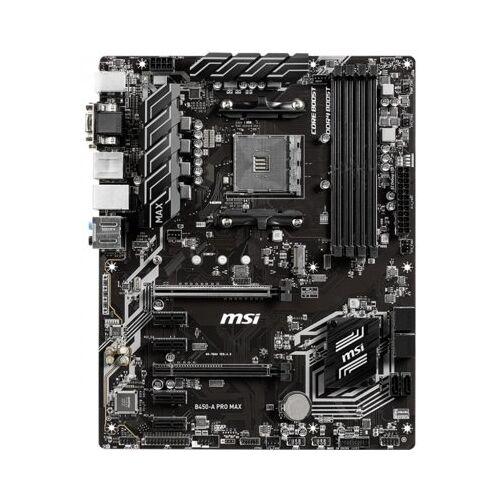 MSI Płyta główna MSI B450-A Pro Max