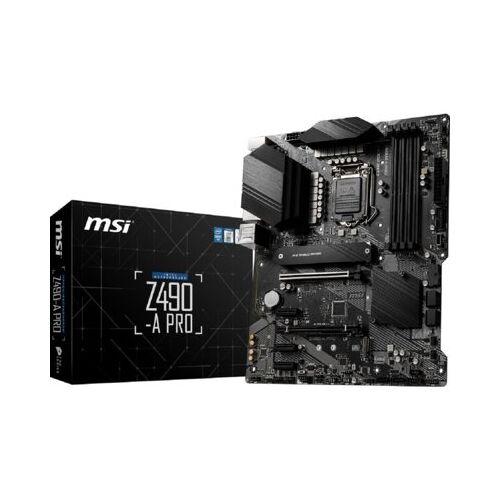 MSI Płyta główna MSI Z490-A Pro
