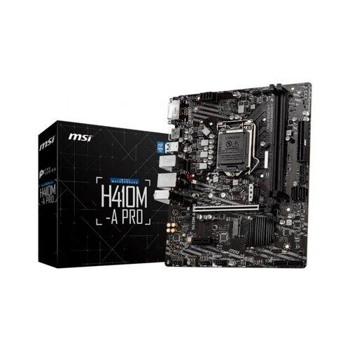 MSI Płyta główna MSI H410M-A Pro