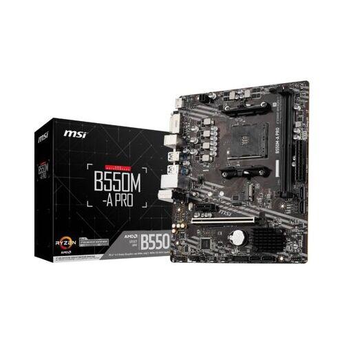 MSI Płyta główna MSI B550M-A Pro