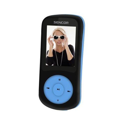 SENCOR Odtwarzacz MP3/MP4 z radiem SFP 5870 BBU