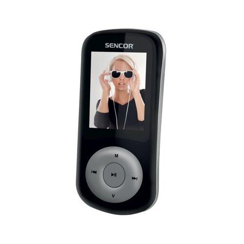 SENCOR Odtwarzacz MP3/MP4 z radiem SFP 5870 BS