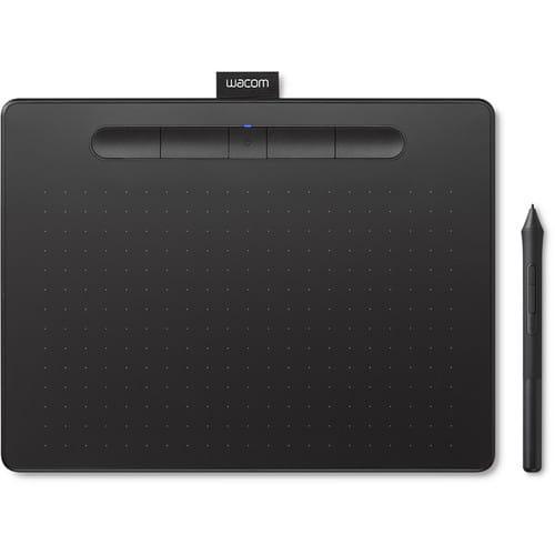 Wacom Tablet Wacom Intuos M Bluetooth Black