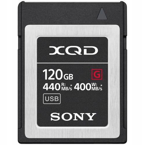 Sony Karta pamięci Sony XQD G 120GB