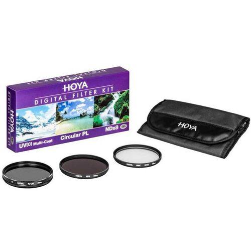 Hoya Zestaw filtrów Hoya Digital Filter Kit 46mm