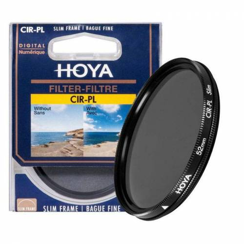 Hoya Filtr polaryzacyjny Hoya PL-CIR SLIM (PHL) 62mm