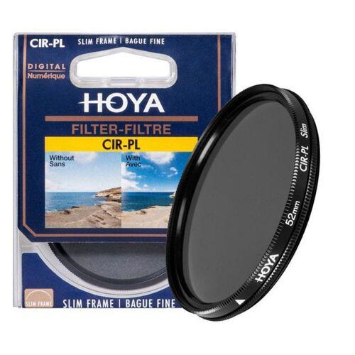 Hoya Filtr polaryzacyjny Hoya PL-CIR SLIM (PHL) 52mm