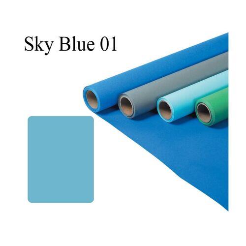 Fomei tło papierowe 2,72x11m sky blue