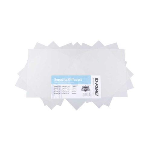 Fomei zestaw filtrów dyfuzyjnych supalite 30x30cm