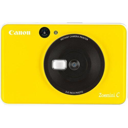 Canon Aparat natychmiastowy Canon Zoemini C Żółty