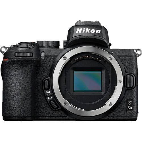Nikon Aparat cyfrowy bezlusterkowiec Nikon Z50