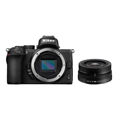 Nikon Aparat cyfrowy bezlusterkowiec Nikon Z50 + 16-50mm VR