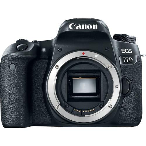 Canon Lustrzanka Canon EOS 77D - body